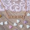 Pozlátená retiazka mommy ružové zlato